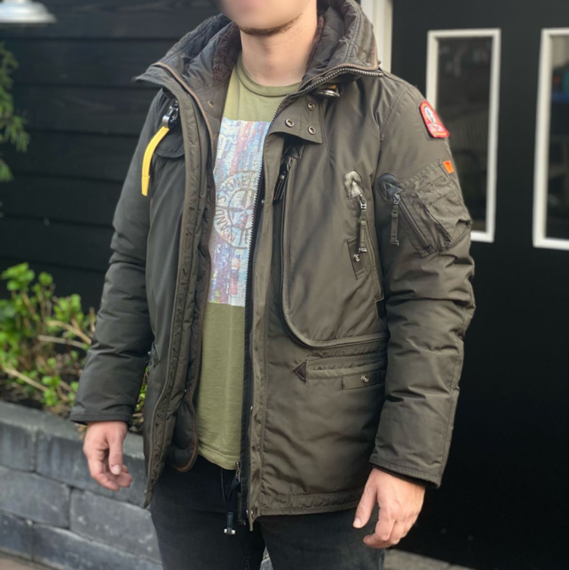Parajumpers right hand man masterpieceParajumpers5