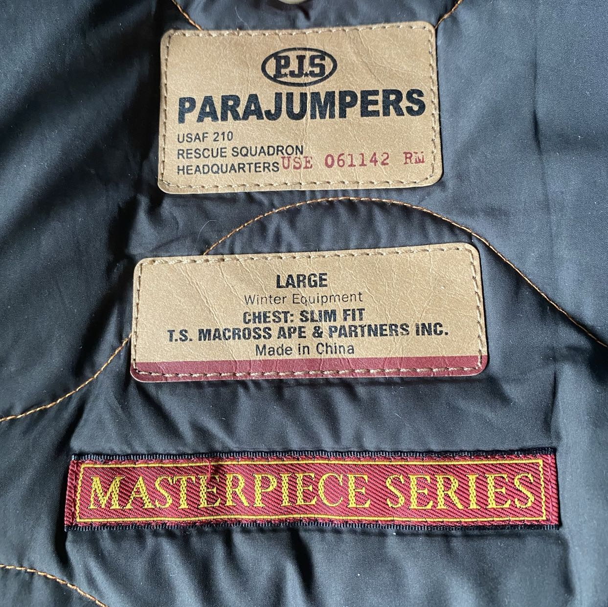 Parajumpers right hand man masterpieceParajumpers4