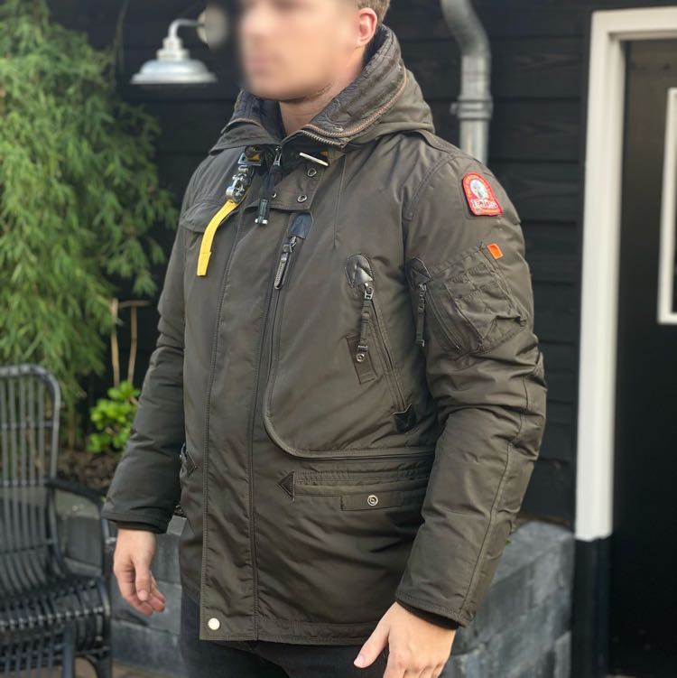 Parajumpers right hand man masterpieceParajumpers2