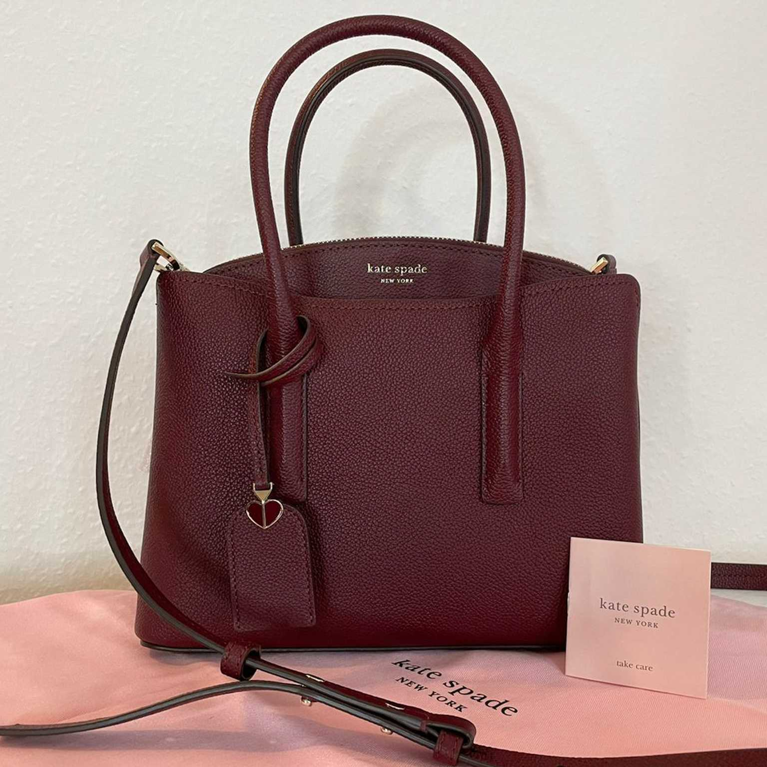 New Kate Spade Margaux with tag and dust bagOther5