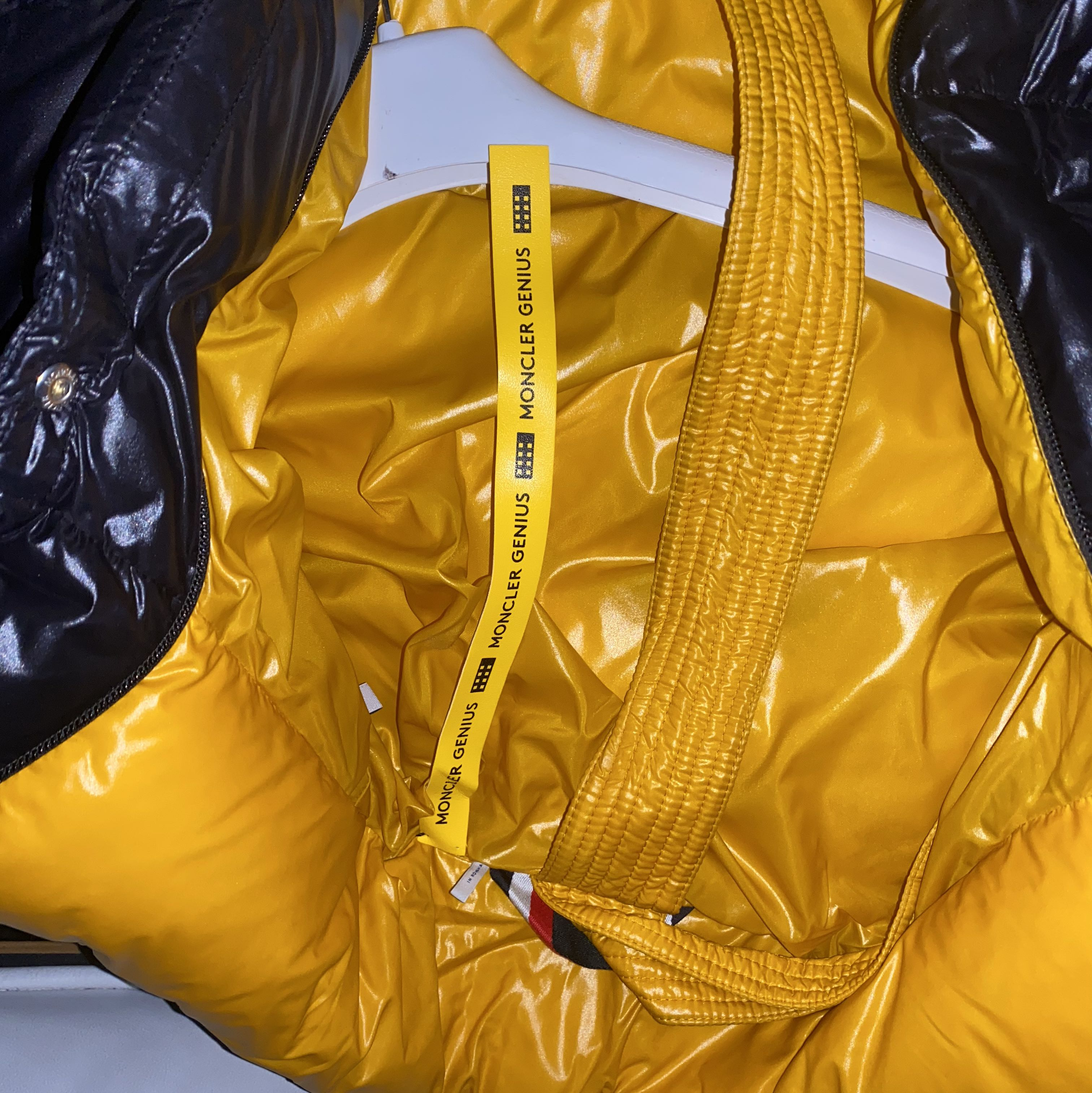 2 Moncler 1952 Quilted Glossed-Shell Down JacketMoncler1