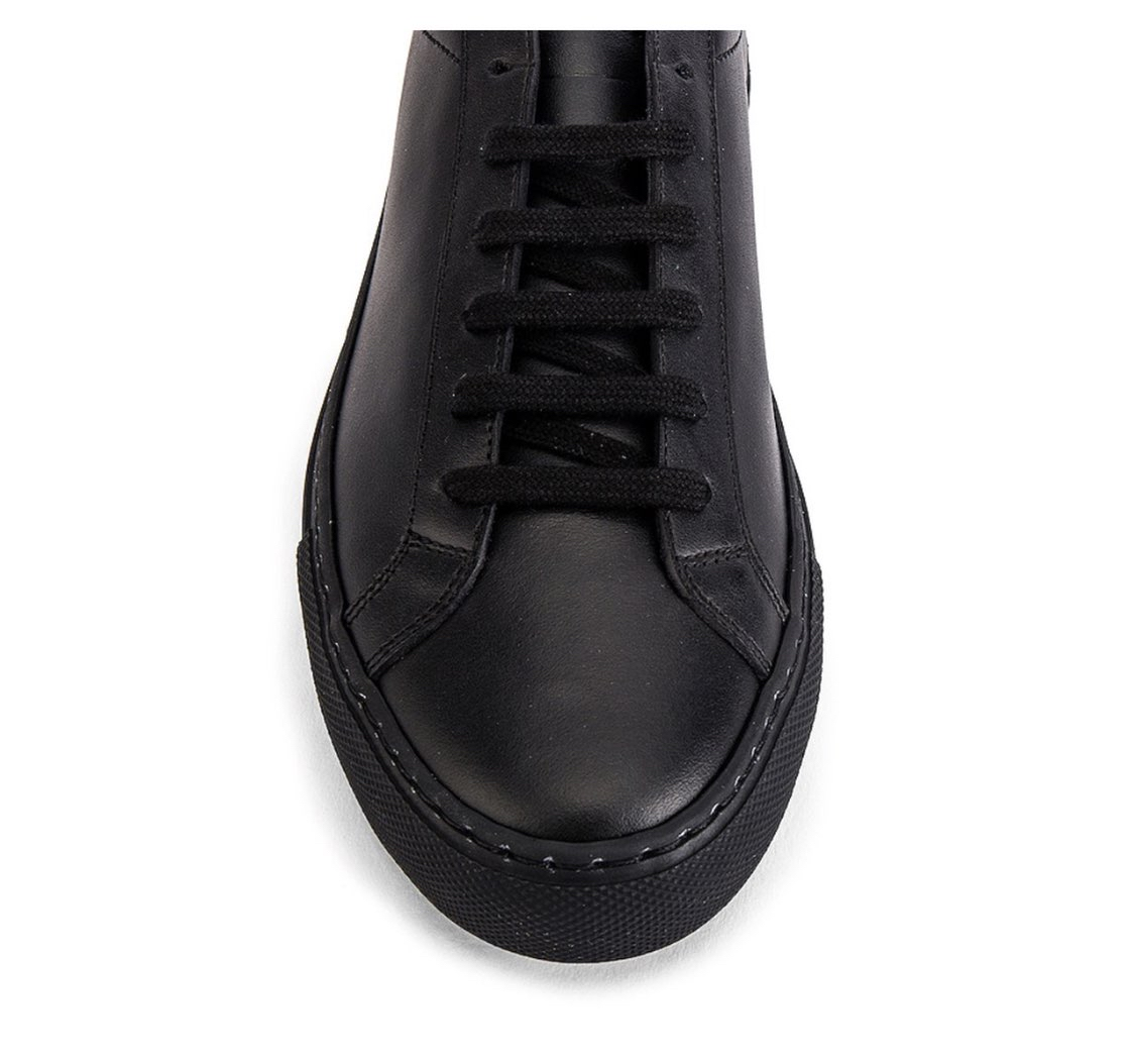 COMMON PROJECTS Original Achilles Low Sneaker BLACKCommon projects2